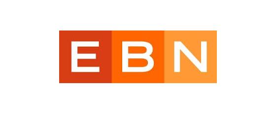 EBN Online Logo, Gravity Supply Chain