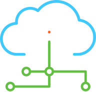 Gravity Supply Chain Visibility software integrate Cloud Icon
