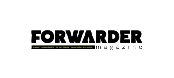 Forwarder Magazine Logo, Gravity Supply Chain Media Coverage
