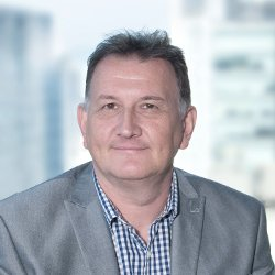 Graham Parker, Chief Executive Officer at Gravity Supply Chain