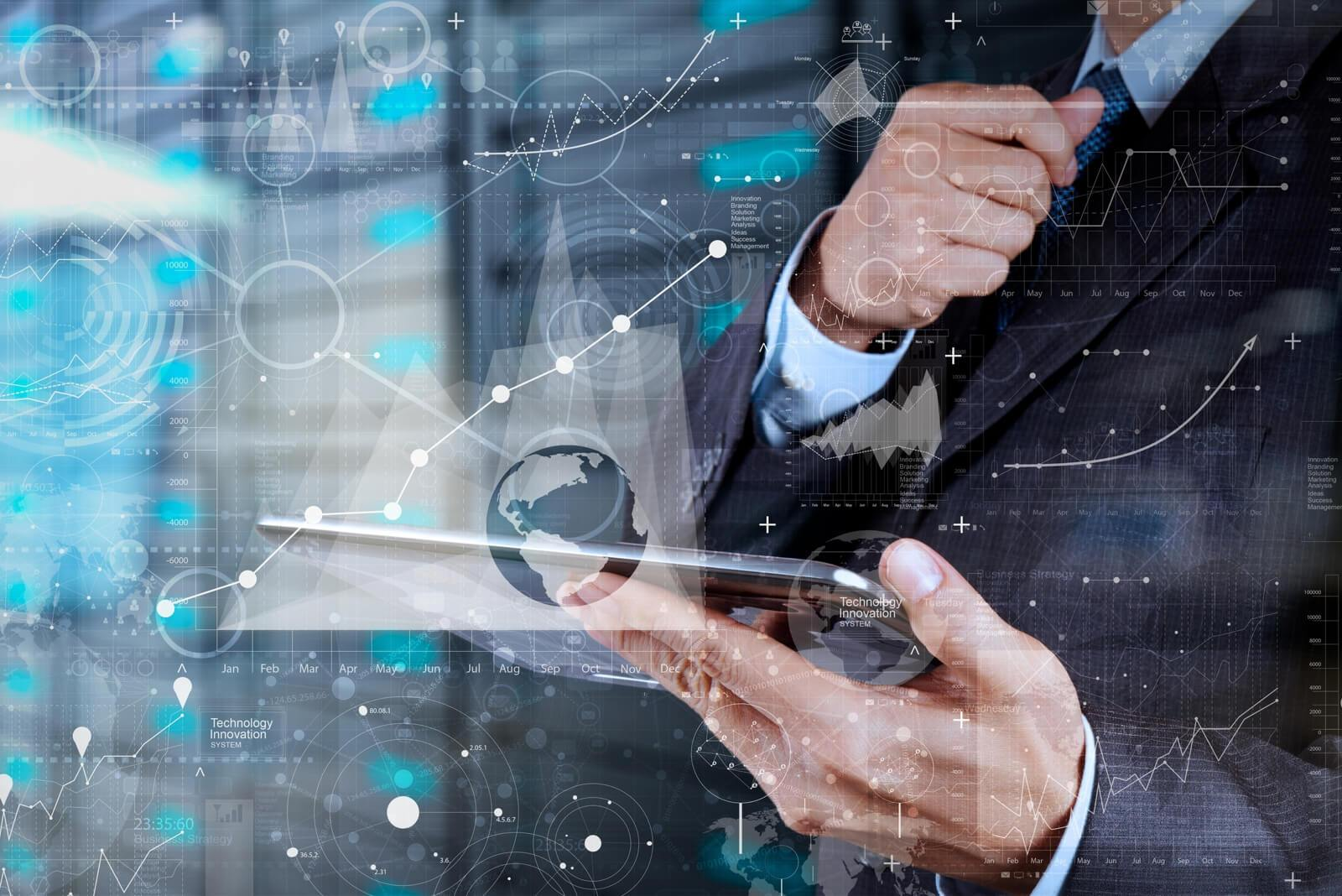 Gravity Supply Chain visibility software Big Data