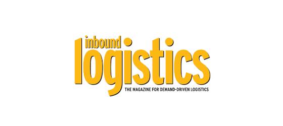 Inbound Logistics Logo, Gravity Supply Chain Media Coverage