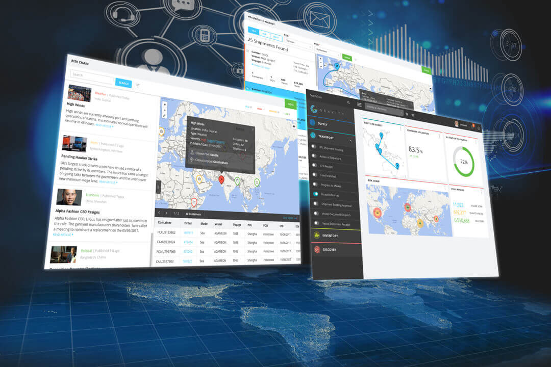 Gravity Supply Chain Raises $7 Million Backed by Wavemaker Partners