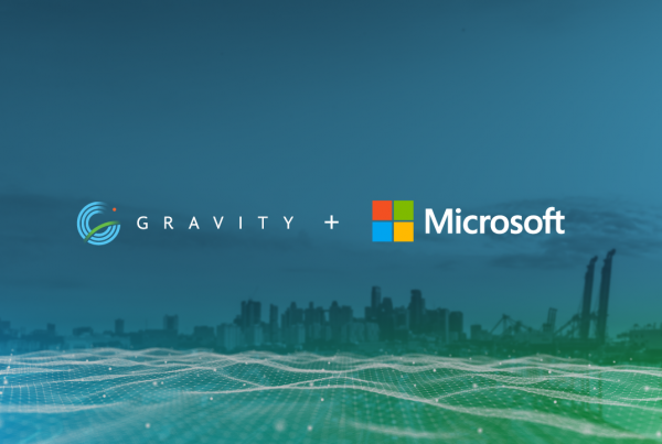 Gravity partners with Microsoft