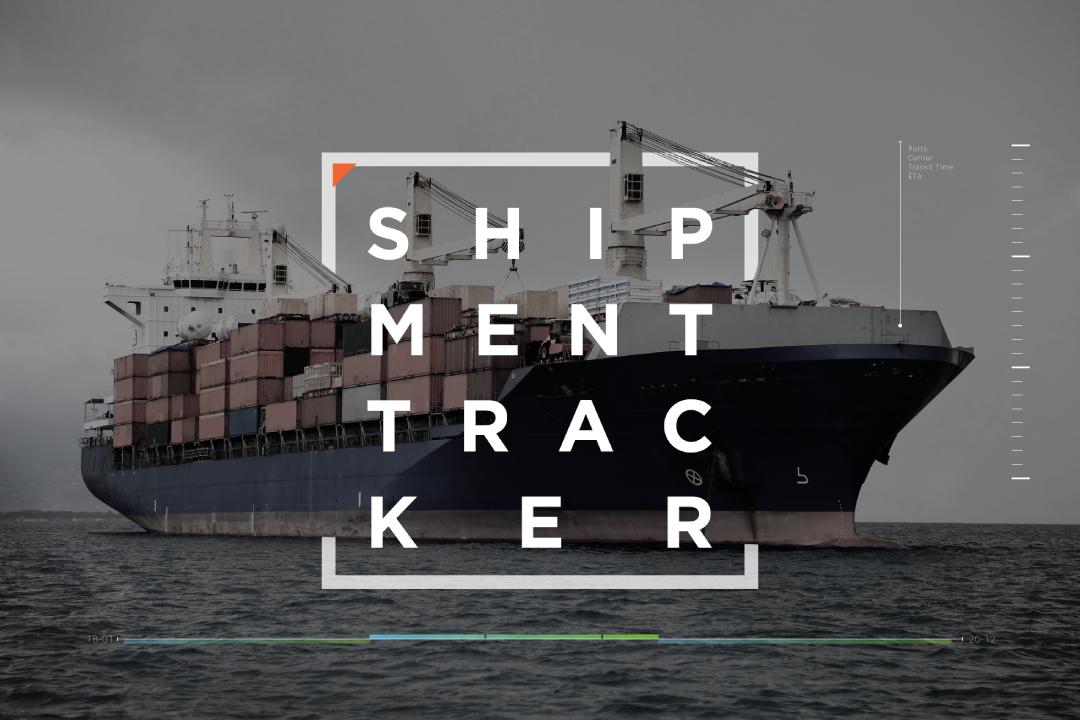 Shipment tracker